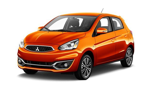 2019 Mitsubishi Mirage Reviews Price Photos And Specs Car Driver