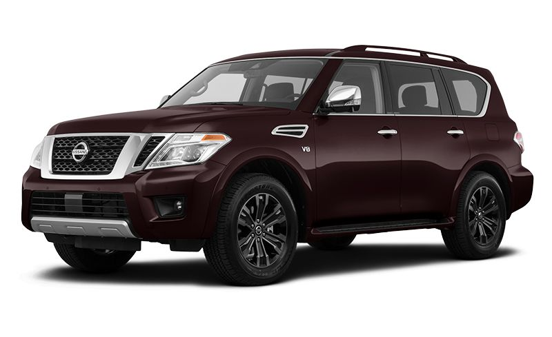 2019 Nissan Armada Reviews Nissan Armada Price Photos And Specs