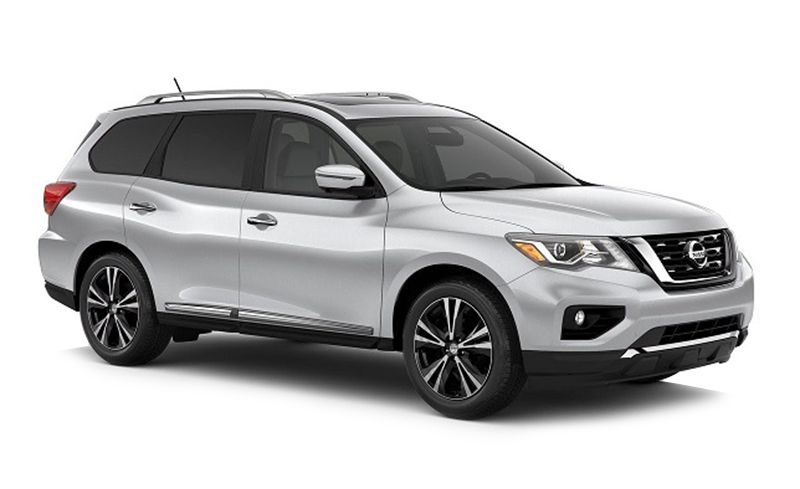 2019 Nissan Pathfinder Reviews Price Photos And Specs Car Driver