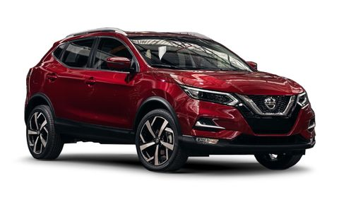 Nissan Rogue Sport Features And Specs