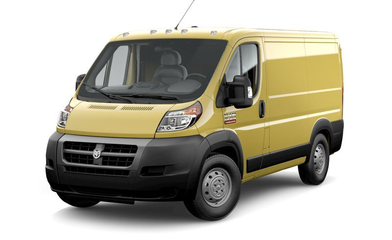 2019 Ram ProMaster | Features and Specs | Car and Driver
