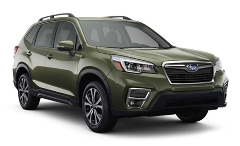 2019 Subaru Forester | Features and Specs | Car and Driver