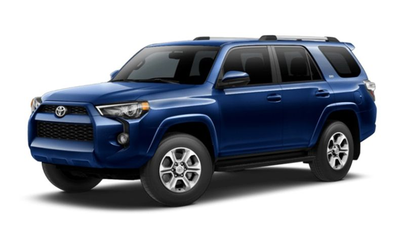 2019 Toyota 4Runner | Features and Specs | Car and Driver