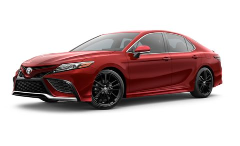Toyota Camry Features And Specs