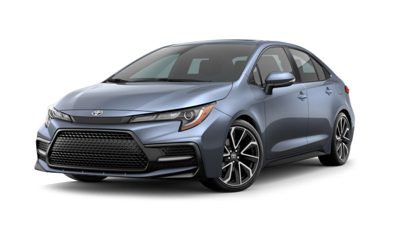 Toyota Corolla Size >> 2020 Toyota Corolla Features And Specs Car And Driver