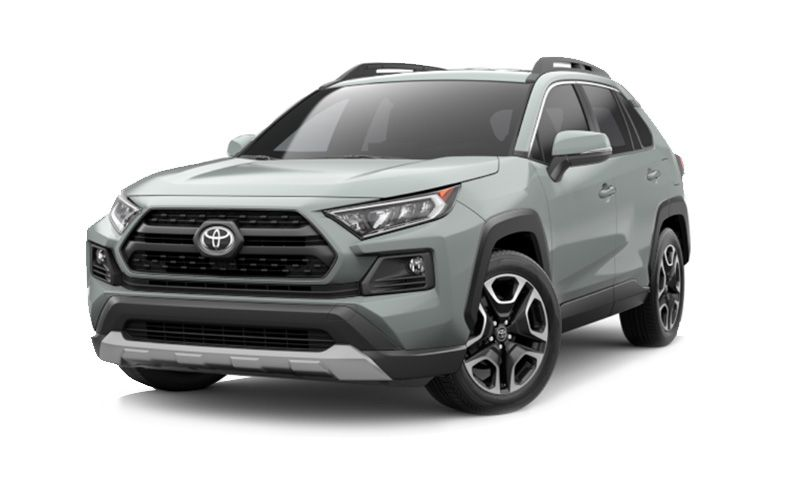 2019 Toyota RAV4 | Features and Specs | Car and Driver