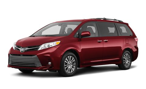 toyota sienna features and specs toyota sienna features and specs