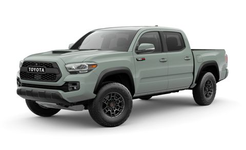 Toyota Tacoma Features And Specs