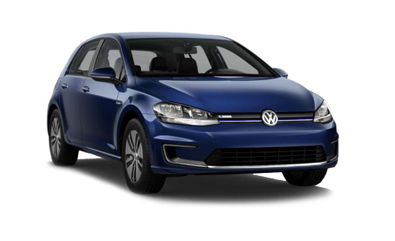 The Volkswagen E Golf