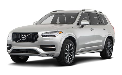 Volvo Xc90 Features And Specs Car