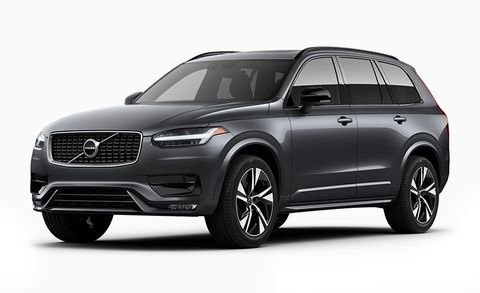 2021 volvo xc90 inscription t6 awd 6p features and specs