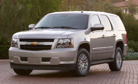 2008 Chevrolet Tahoe Hybrid: Am I Driving a Hybrid?