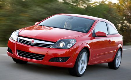 2008 Saturn Astra XR: How About More Power?