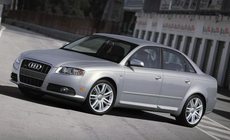 2010 Audi S4 gets a 20% boost in fuel efficiency from its supercharged V6