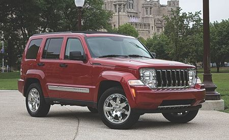 2008 Jeep Liberty: Where's the Room?
