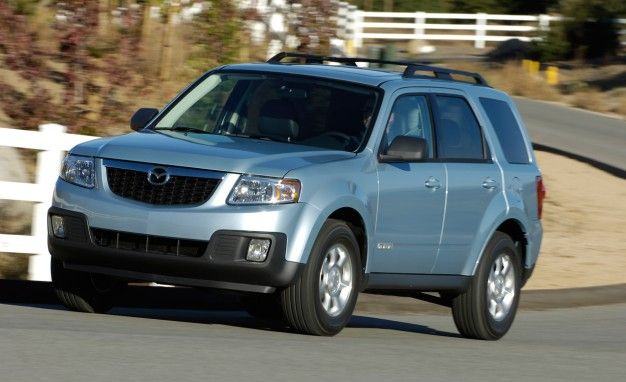 2008 Mazda Tribute S Touring – How do you go from First to Last? – First Drive Review