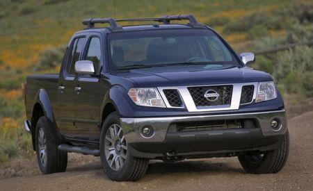 Nissan's Next Titan and Frontier Trucks Still Years Away