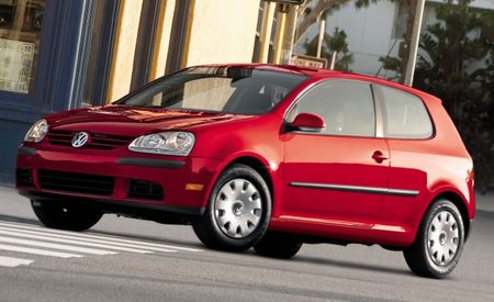 2008 Volkswagen Rabbit S – Comparison Test