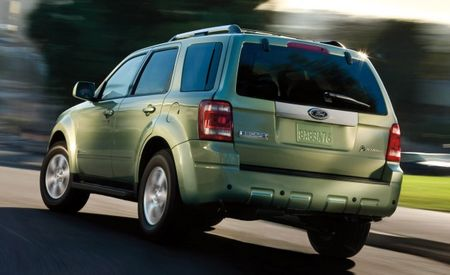 Ford Confirms No Hybrid Model for All-New 2013 Ford Escape