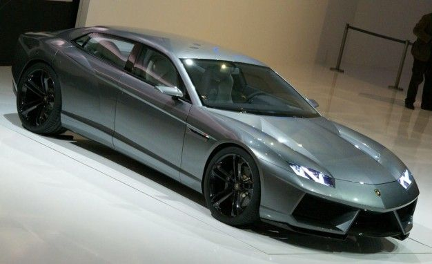 Lamborghini Deciding Whether to Build Estoque Sedan or Crossover SUV
