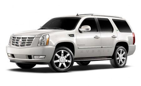 GM Reportedly Abandoning Full-Size Hybrid Trucks and SUVs