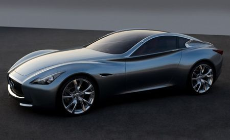Infiniti Wants a Halo Car, But Maybe Not the Emerg-E
