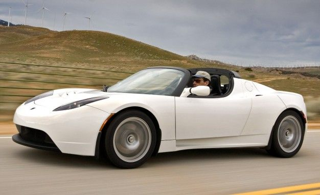 Tesla Plans New Roadster, Sedan to Fight 3-series—Maybe Even a Pickup