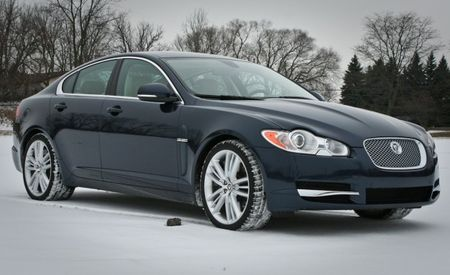2010 Jaguar XF Supercharged to Receive New 5.0-liter Supercharged V-8