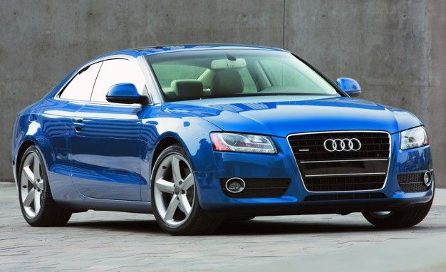Audi A A And Q Priced - Audi a4 coupe