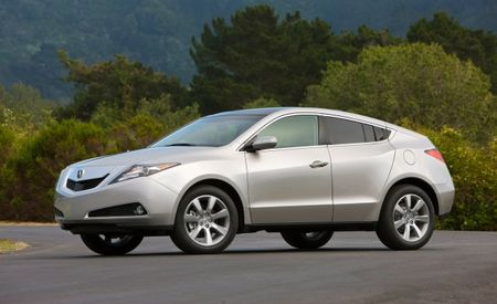 Acura ZDX: Power Figures Released for the New X6 Fighter