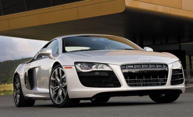 Audi R Reviews Audi R Price Photos And Specs Car And Driver - Audi car r8 price