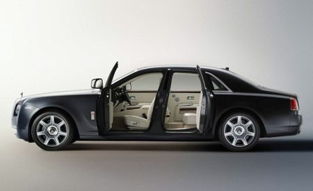 Rolls-Royce Announces Ghost Specifications