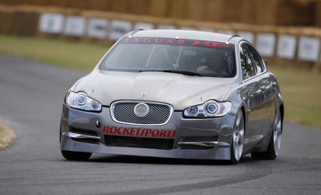 Jaguar to Show Hopped-up XKR, 225-mph XFR at Goodwood