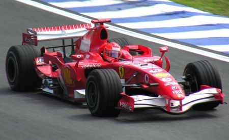 Schumacher Returns to F1 in Place of Injured Massa