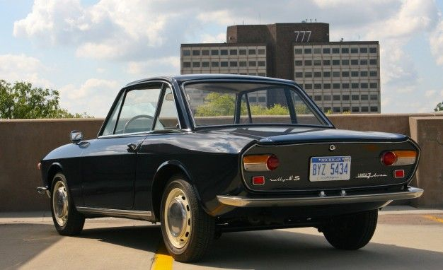 Our Cruisers: 1968 Lancia Fulvia 1.3 Rallye