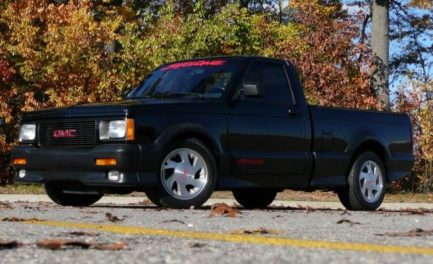 Our Cruisers: 1991 GMC Syclone