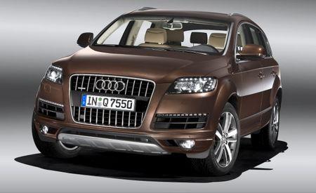 2010 Audi Q7 Starts at $47,725