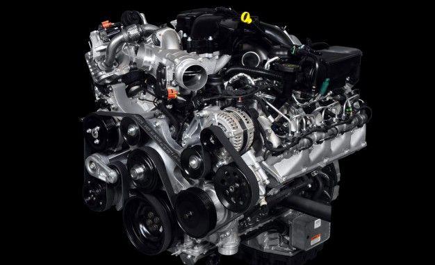 New 6.7-liter Power Stroke Diesel to Debut in 2011 Ford Super Duty Trucks