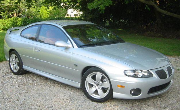 Our Cruisers: 2004 Pontiac GTO