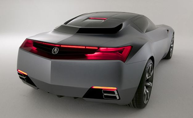 Perfect Acura: Old NSX Was U0026#8220;Too High A Halo,u0026#8221; Next Sports Car To Be  Less Ambitious
