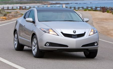 10Best Test Notes: 2010 Acura ZDX