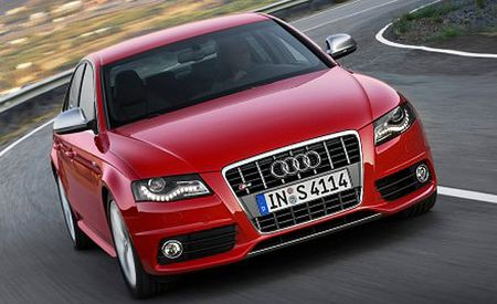 10Best Test Notes: 2010 Audi S4