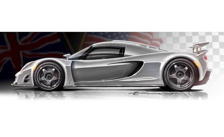Hennessey Venom GT Concept Details Emerge