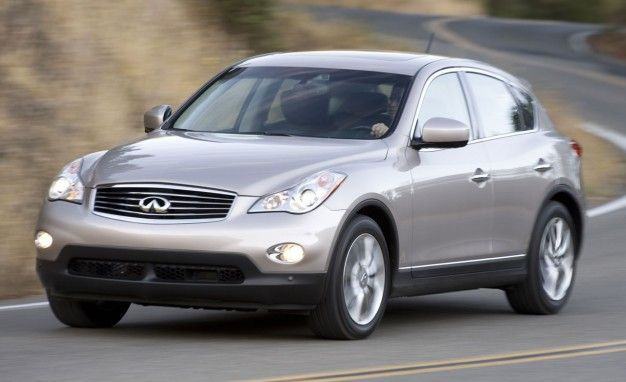 Infiniti EX35 Pricing Unchanged for 2010 at $34,665