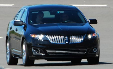 10Best Test Notes: 2010 Lincoln MKS EcoBoost