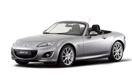 10Best Test Notes: 2010 Mazda MX-5 Miata