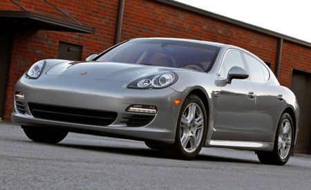 Avis to Offer Porsche Panamera Rental Cars