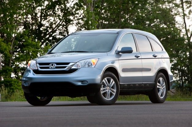 Honda Will Launch the All-New 2012 CR-V this Fall
