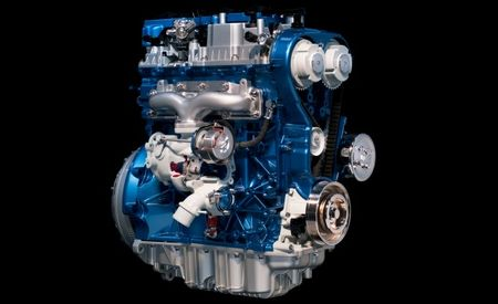 Ford Debuts Four-Cylinder EcoBoost Engine Family in Frankfurt