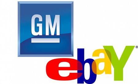 GM Extends eBay Partnership
